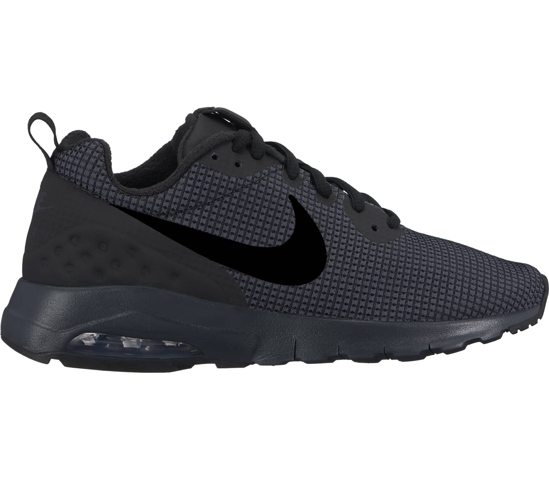 nike air max motion lw sneakers zwart dames
