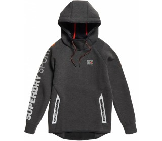 SUPERDRY SPORT® Gym Tech Track Men Training Sweathirt