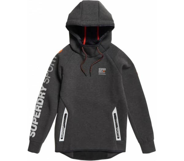 SUPERDRY SPORT® Gym Tech Track Men Training Sweathirt - 1