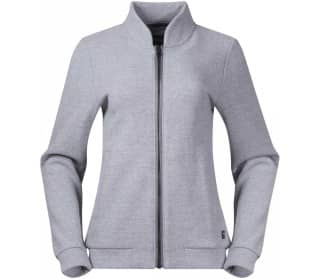 Oslo Wool Mujer Cazadora bomber