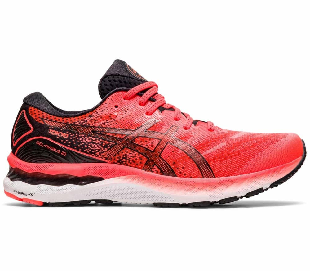 ASICS GEL-Nimbus 23 Tokyo Men Running Shoes (Sunrise Red / Black) 179,90 €