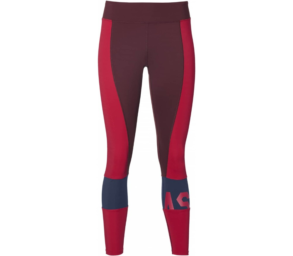 Color Block 7/8 Tight Damen Trainingstights