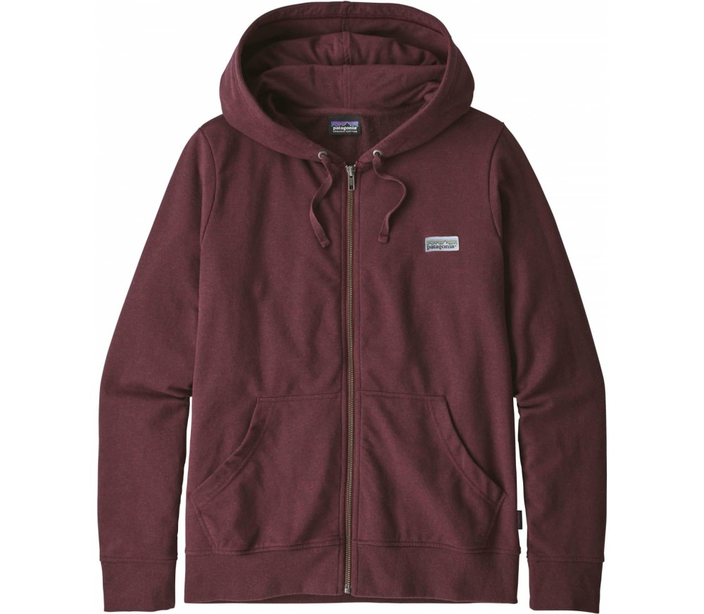 Patagonia - Pastel P-6 Label Ahnya women's hoodie (red)