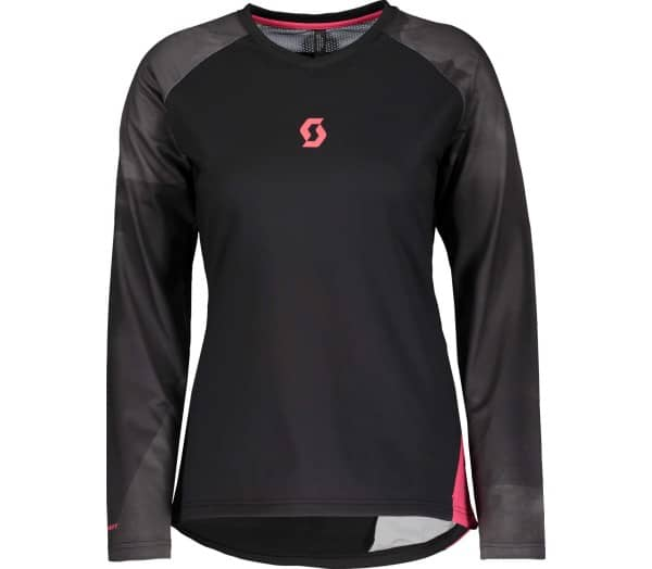 SCOTT Trail Storm LS Women Cycling Jersey - 1