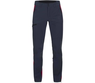 Peak Performance Light Softshell Carbon Women Trousers