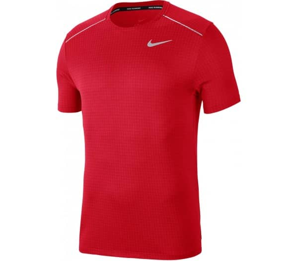 NIKE Miler Tech Men Running Top - 1