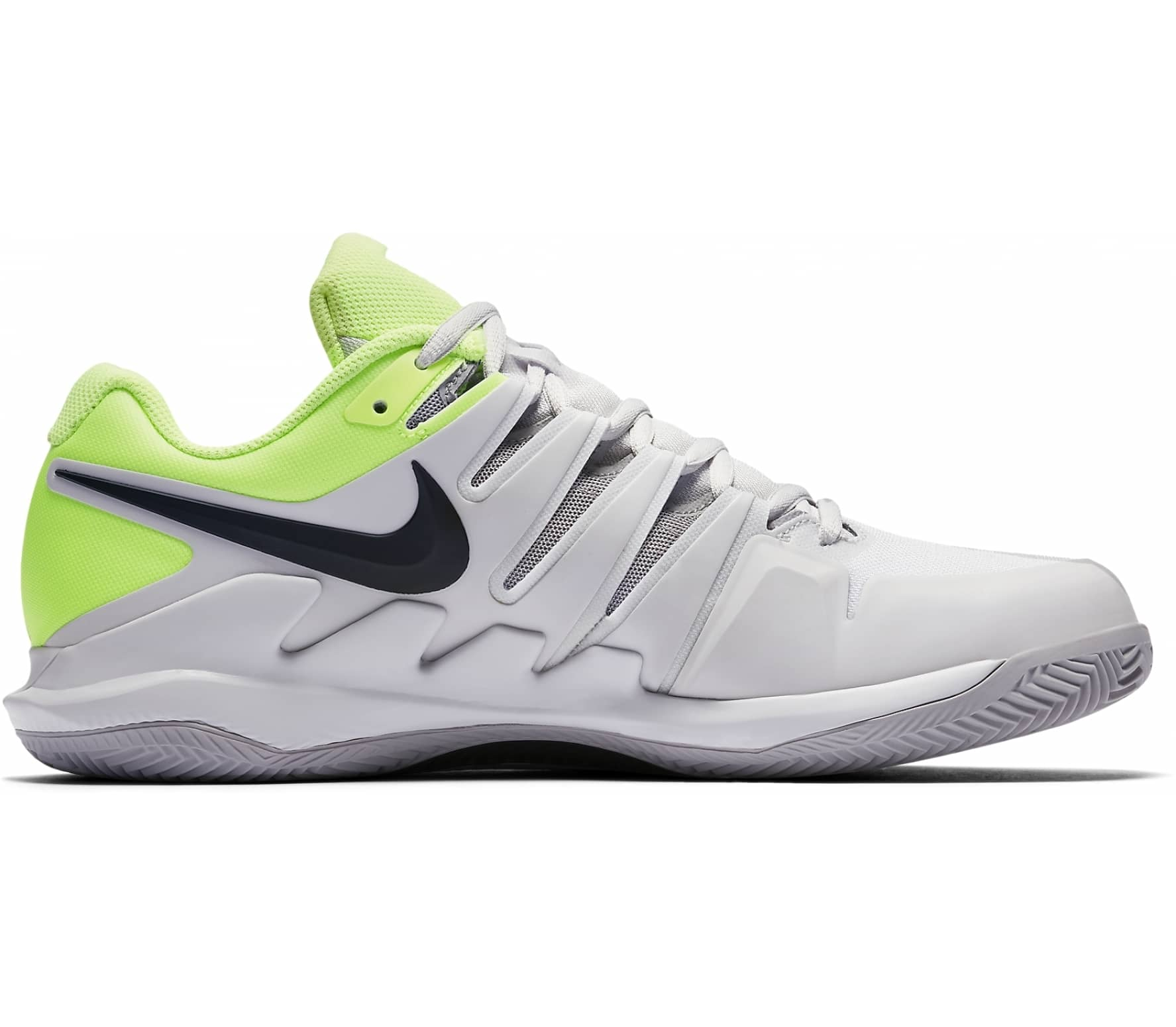 sports shoes bd890 df259 Nike - Air Zoom Vapor X Clay Children tennis shoes (grey yellow)