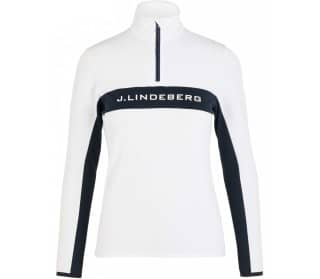 J.Lindeberg Kimball Striped Brushed Fi Donna Giubbotto