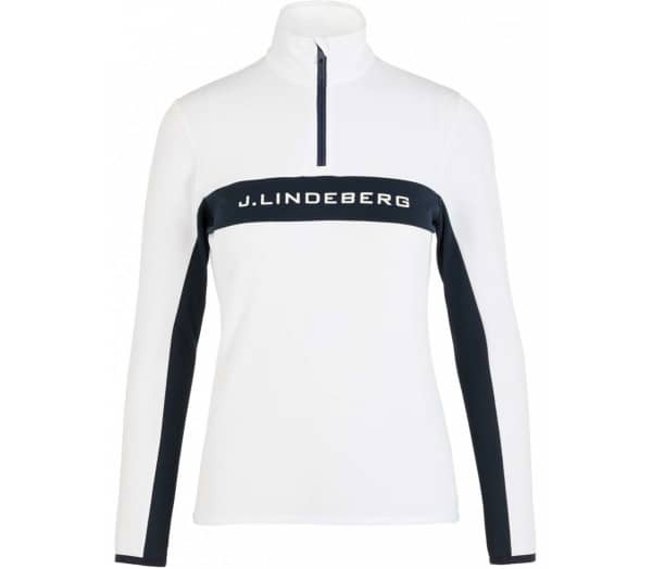 J.LINDEBERG Kimball Striped Brushed Fi Donna Giubbotto - 1