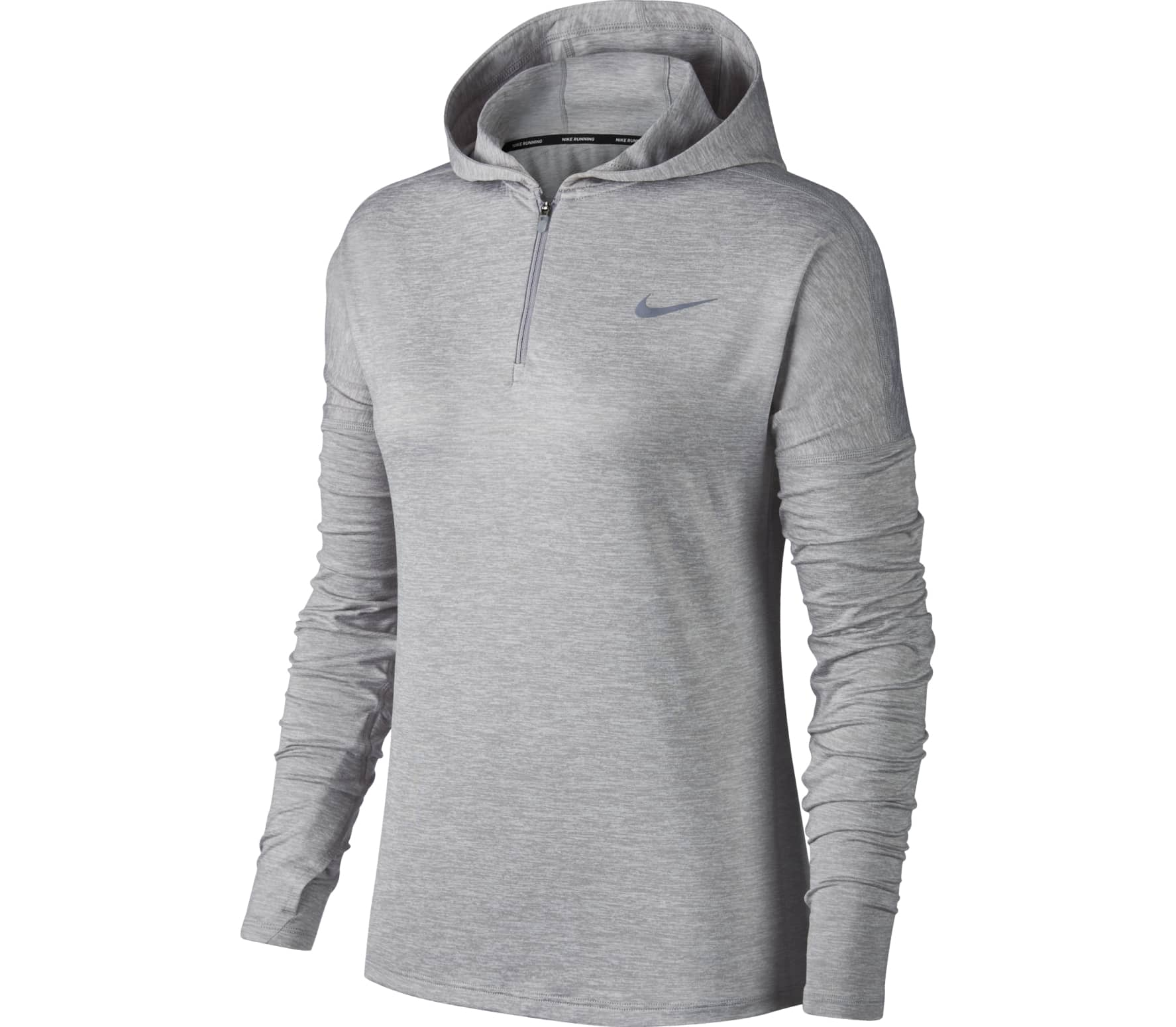 853d6d2a092b Nike - Dry Element women s running hoodie (grey) - buy it at the ...