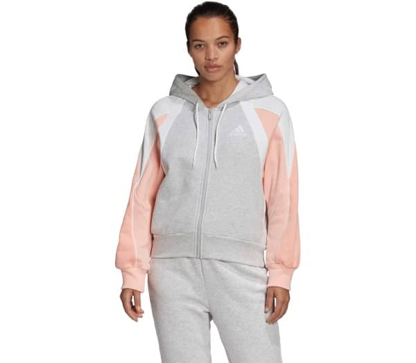 ADIDAS Crop Femmes Sweat à capuche - 1