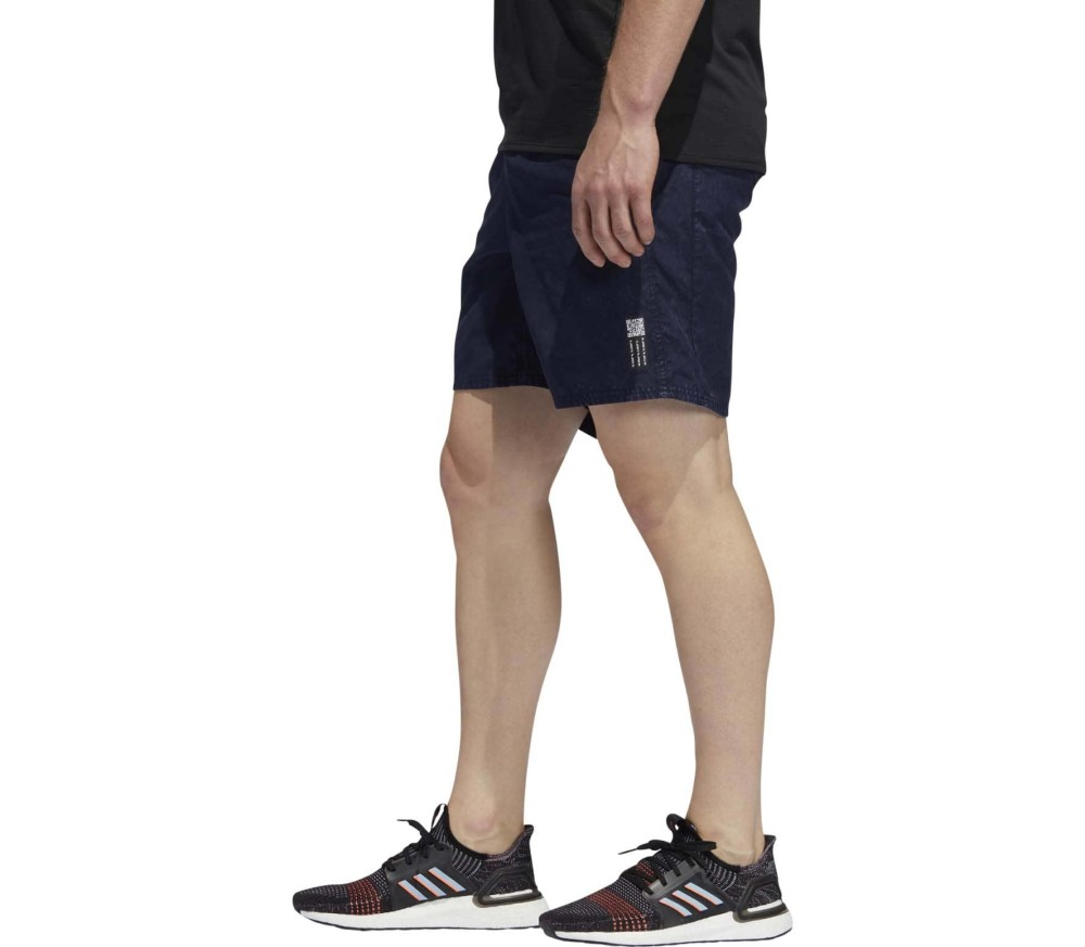 adidas Saturday Hommes Short running bleu