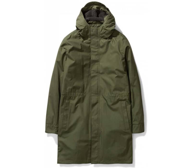 Elias Cambric Cotton Herren Parka