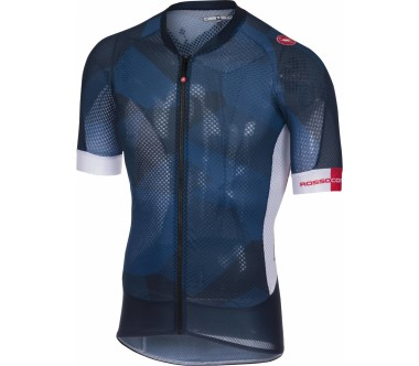 Castelli - Climber'S 2.0 men's Bike jersey (dark blue/white)