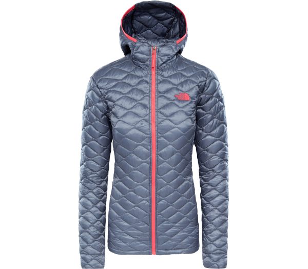 THE NORTH FACE ThermoBall Pro Hoodie Damen Isolationsjacke - 1
