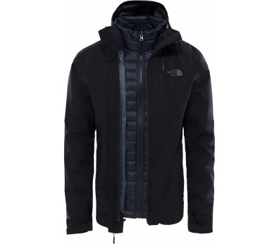 The North Face - ThermoBall® Triclimate® Herren Doppeljacke (schwarz)