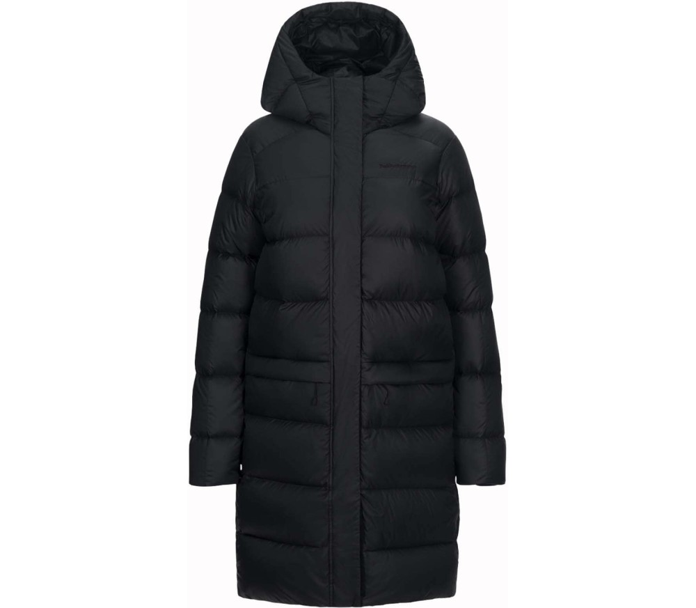 Peak Performance - Frost women's down jacket (black)
