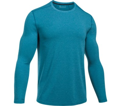 Under Armour - Threadborne Fitted Herren Trainingsshirt (türkis)