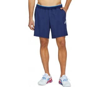 ASICS Club M 7In Herr Tennisshorts