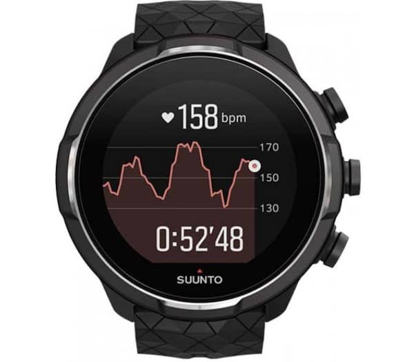 SUUNTO 9 Baro Titanium Sports Watch - 1