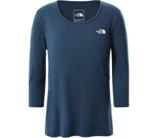 The North Face Hikesteller Donna Manica lunga