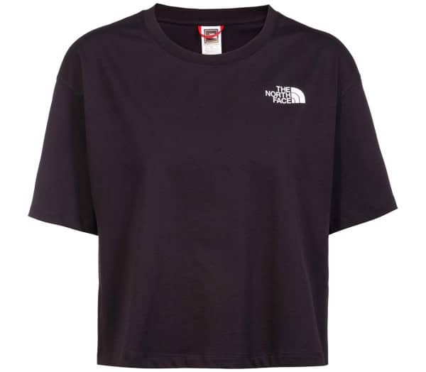 THE NORTH FACE Cropped Simple Dome Women T-Shirt - 1