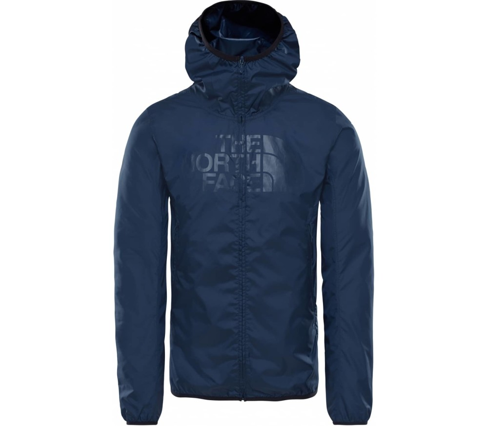 The North Face - Drew Peak WindWall™ Uomo Giacca a vento (blu scuro ... 55a01749b39c