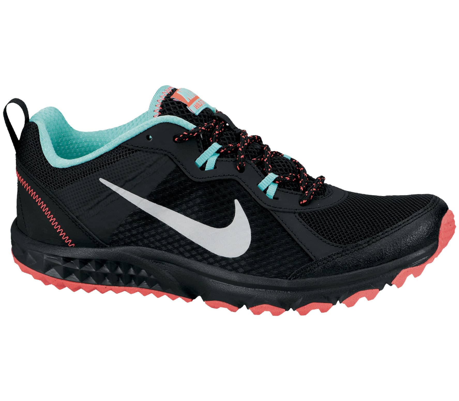 3a881c9dea4c3 Nike - Wild Trail women s running shoes (black) - buy it at the ...