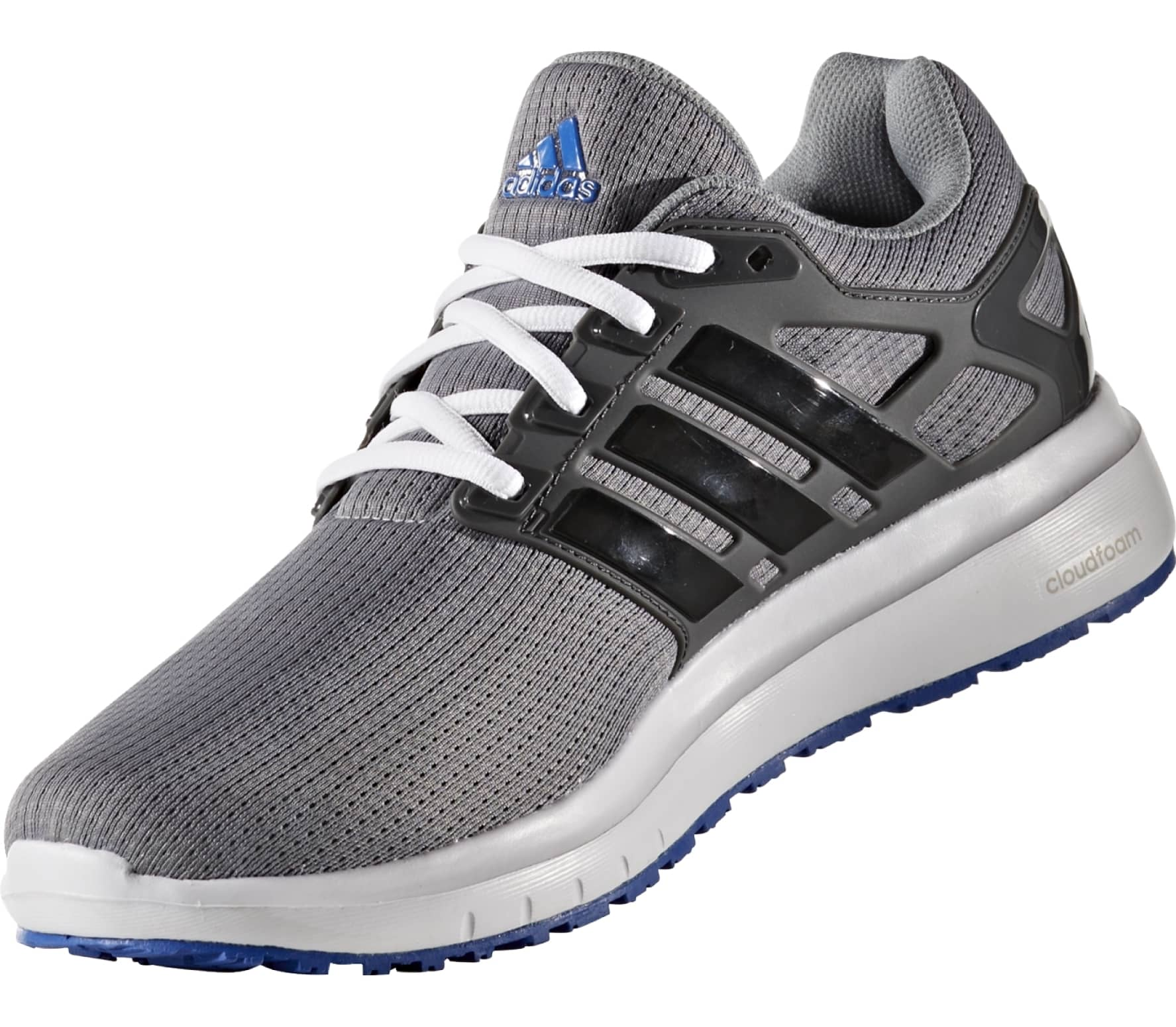 check out ba4c0 7f256 Adidas - Energy Cloud WTC scarpe running da uomo (grigionero)
