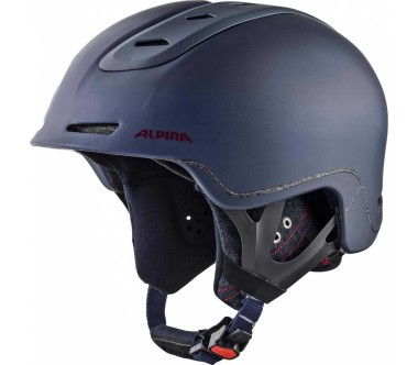 Alpina - Spine skis helmet (blue)