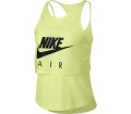 Nike - Air Graphic Damen Lauftank (grün)