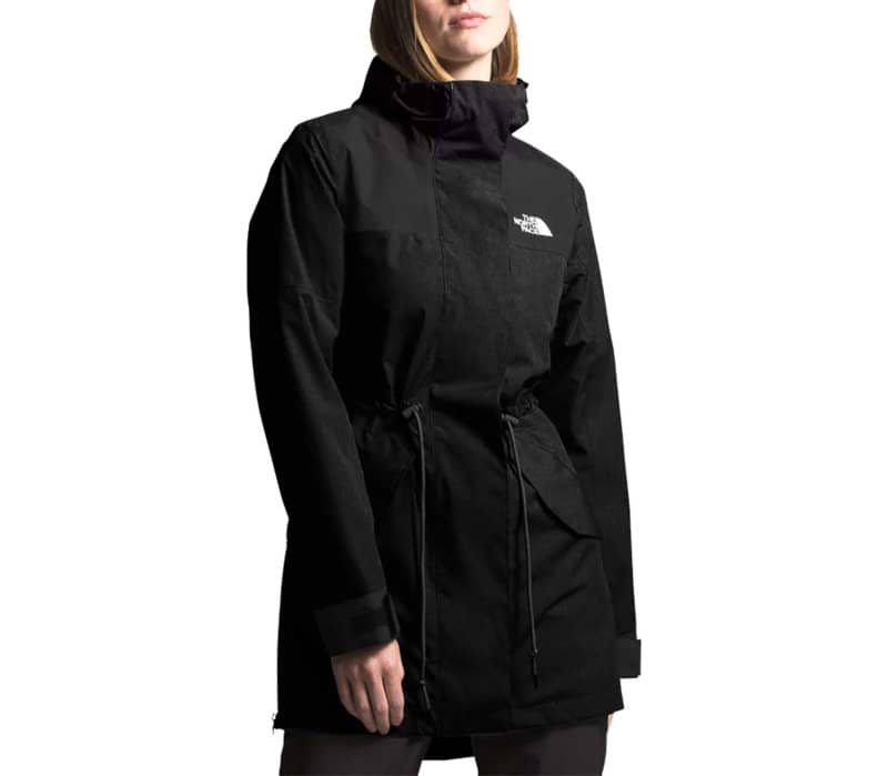 City Breeze Trench II Femmes Parka