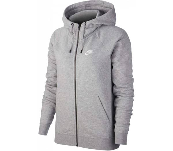 NIKE SPORTSWEAR Essential Women Zip-up Sweatshirt - 1