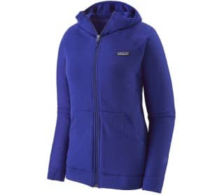 R1 Full-Zip Women Fleece Jacket
