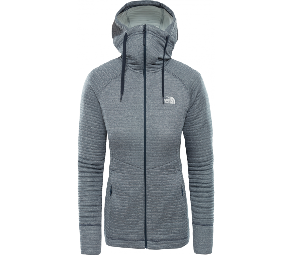 THE NORTH FACE Hikesteller Midlayer Women Hoodie - 1