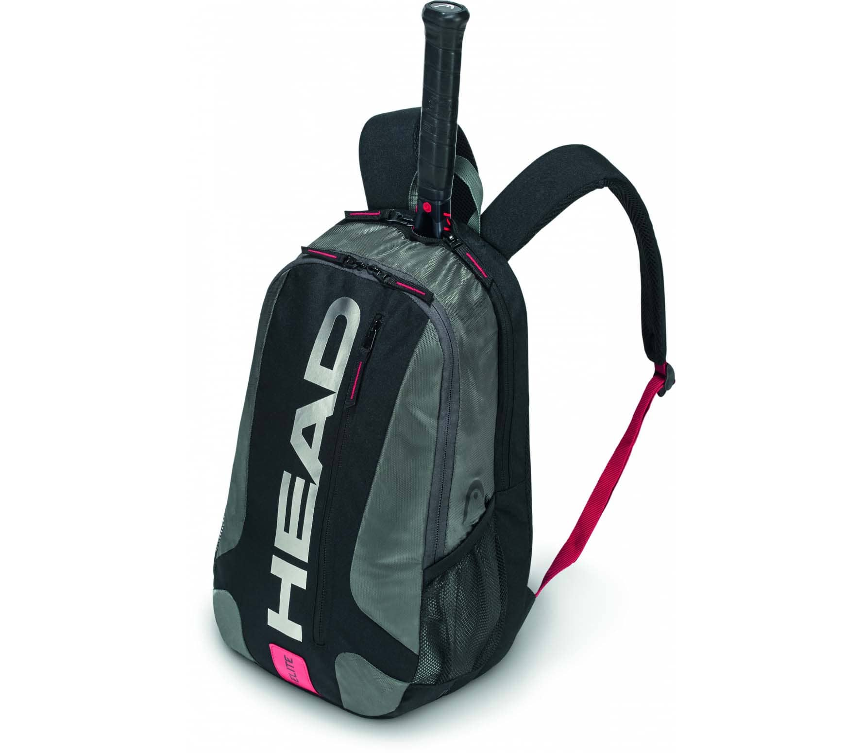 Head - Elite backpack tennis bag (grey)