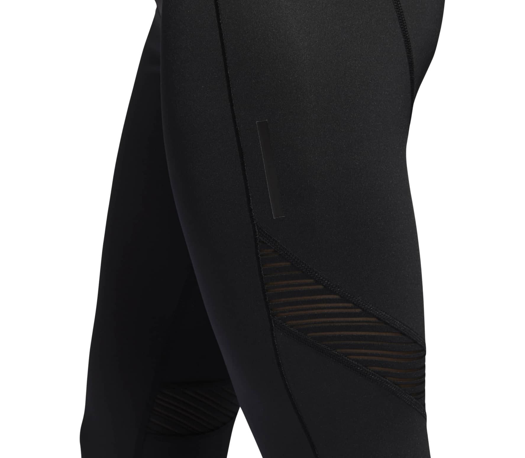 adidas Performance, How We Do Lauftight Damen, schwarz