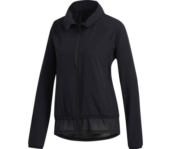ADIDAS Woven Badge Of Sport Damen Trainingsjacke - 1