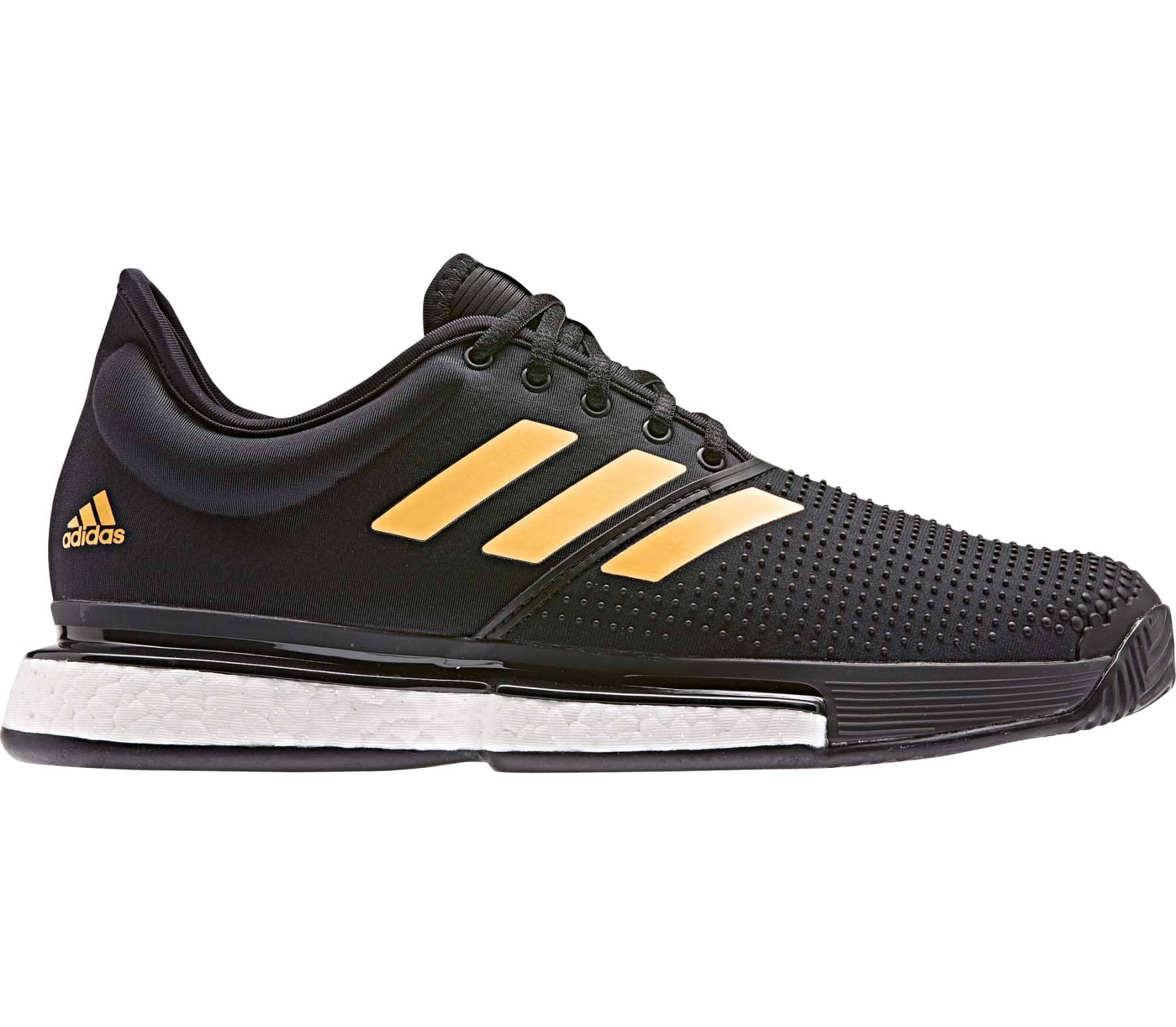 adidas Sole Court Boost Men Tennis Shoes black