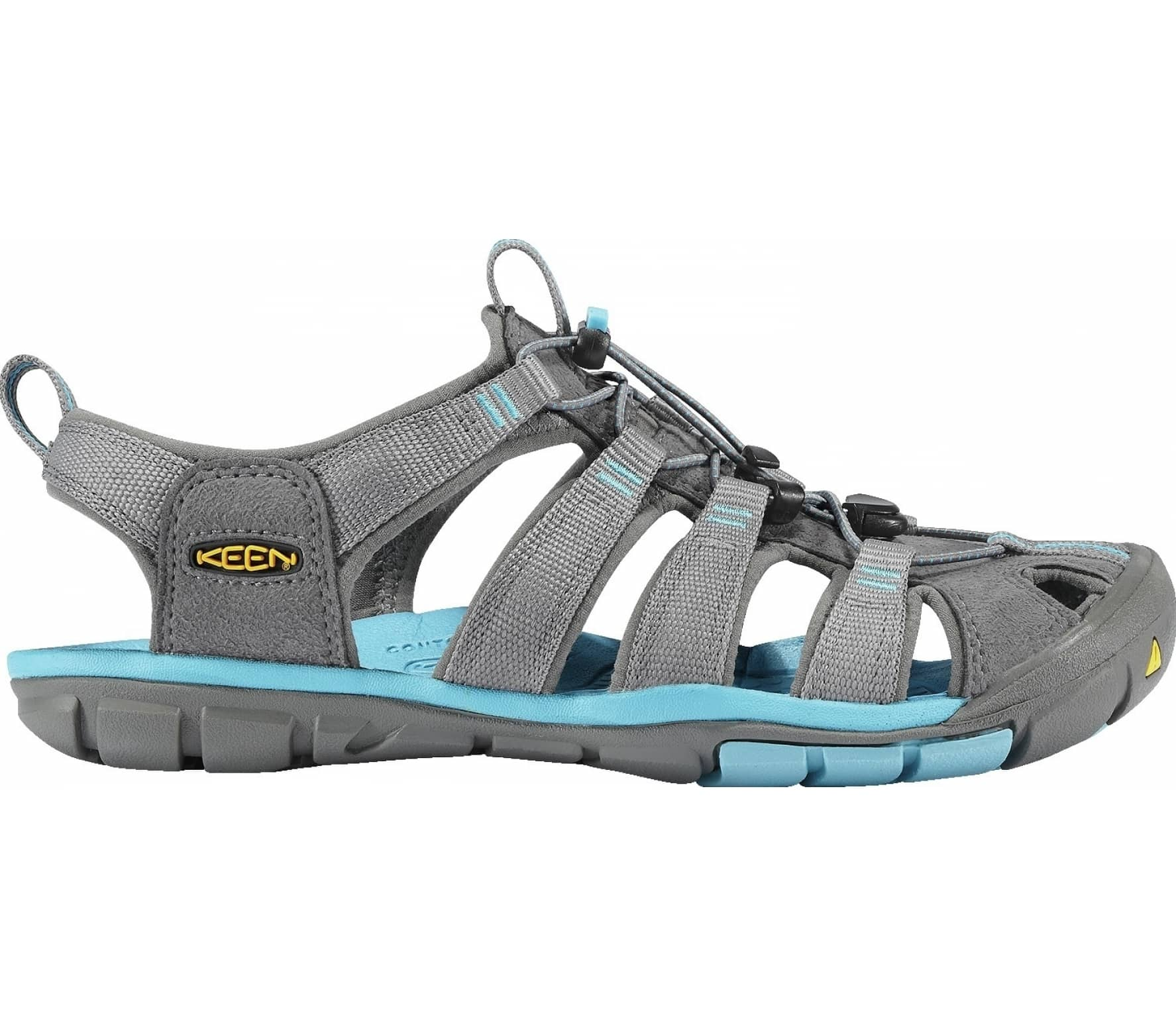 e02debc28899 Keen - Clearwater CNX women s outdoor sandals (grey) - buy it at the ...