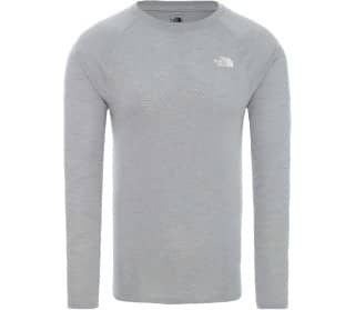The North Face Active Trail Jacquard L/S Herren Sweatshirt