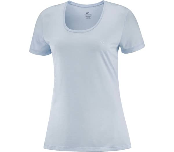 SALOMON Agile Damen Shirt - 1