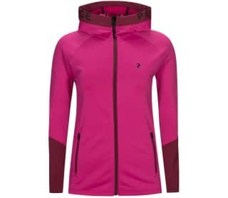 Wridezh Women Fleece Jacket