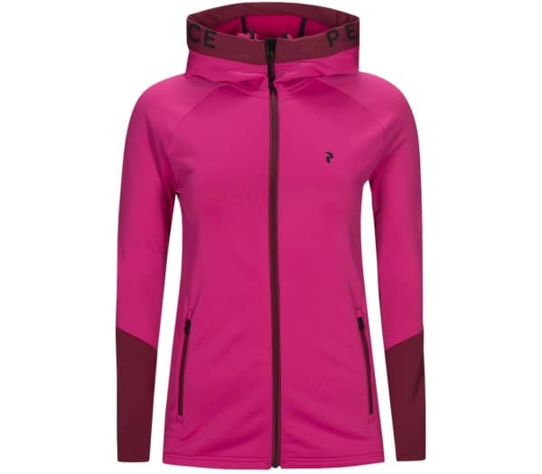 PEAK PERFORMANCE Wridezh Damen Fleecejacke - 1