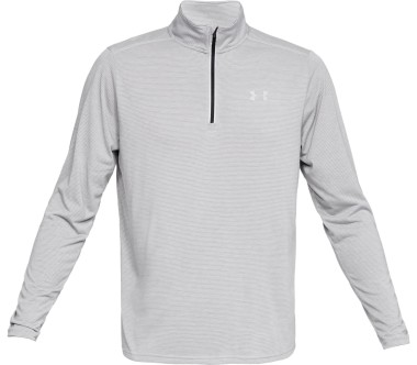 Under Armour Threadborne Streaker 1/4 Zip Herren silber