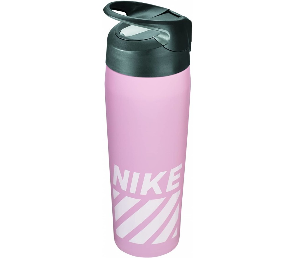 Nike - Hypercharge Straw 473ml drinking bottle (pink)