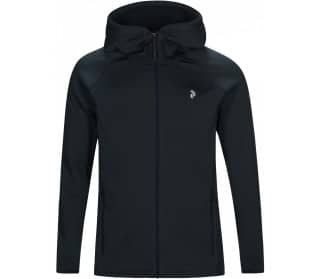 Peak Performance Chill Light Hood Uomo Maglia a maniche lunghe con zip