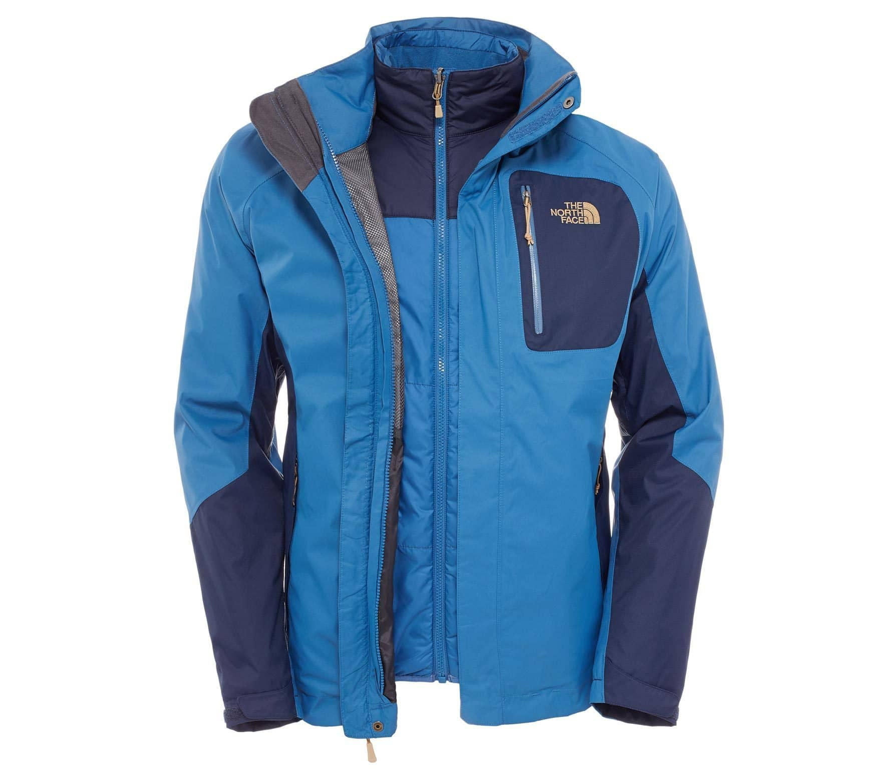 The North Face - Zenith Triclimate Uomo giacca (dunkelbau) compra ... 288d58b13e35