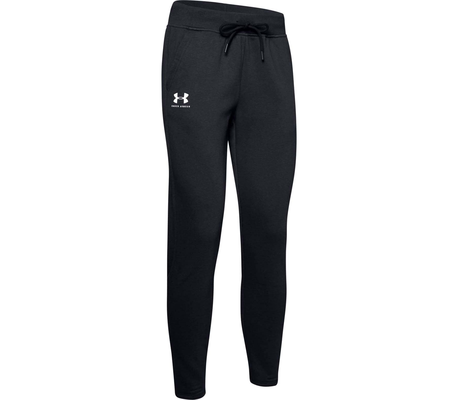 Under Armour Rival Fleece Open Hem Dam Fleecebyxor S
