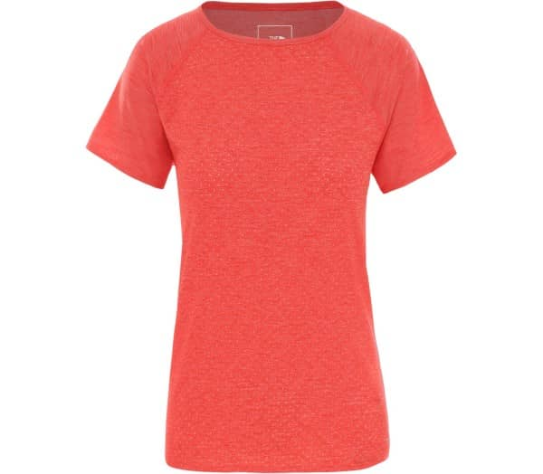 THE NORTH FACE Active Trail Jacquard S/S Women Functional Top - 1